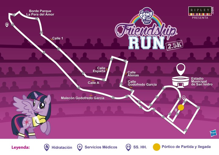 RUTA FRIENDSHIP RUN